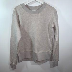 Zella XS Oatmeal Sweatshirt